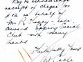 Resignation letter 14 Dec 1925 Cable Bell Cottage 001