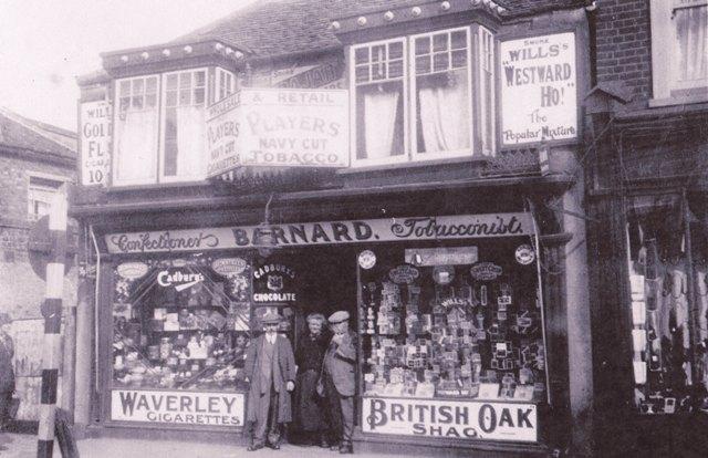 Barnards Sweet Shop