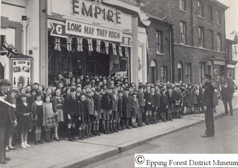 1935 Empire Cinema Epping EFD Museum