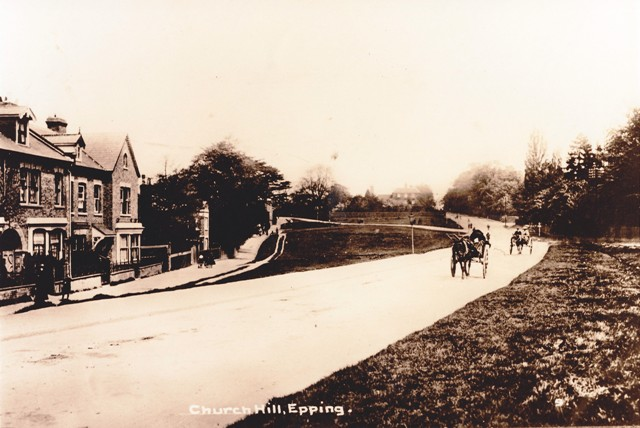 Church Hill Epping
