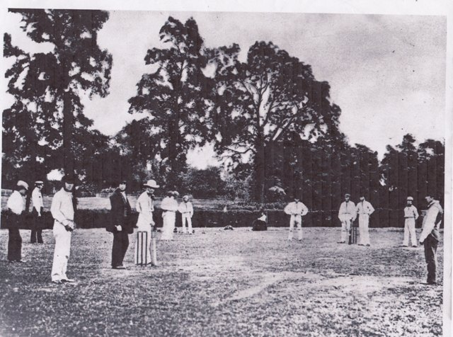 Epping Cricket Club 1860