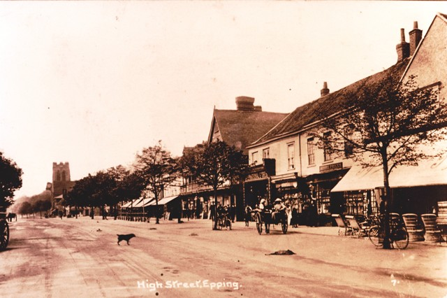 Epping High Road