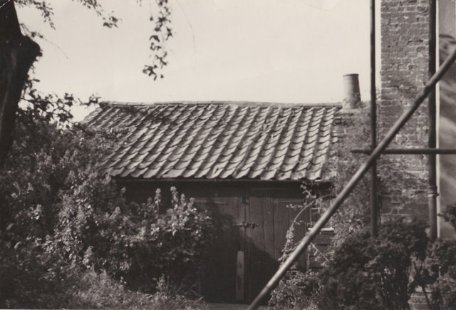 Outhouse shed Epping 194 13940 ESA15