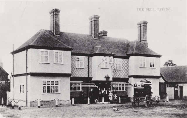 The Bell Pub 19th century ESA24