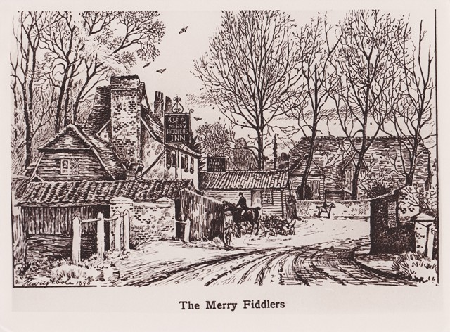 The Merry Fiddlers Drawing