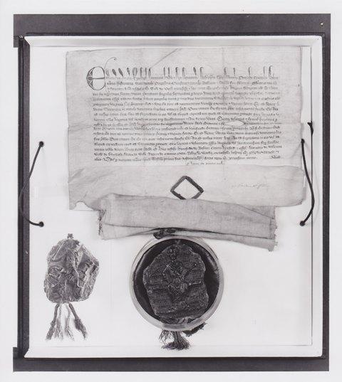 Theydon Garnon Royal Charter