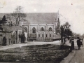 St Johns Church and High Road 1904
