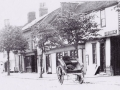The White Lion Public House and R G Clarks Blacksmith