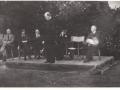 Winston Churchill at Ivy Lodge