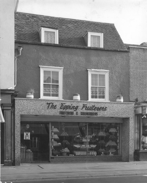220 High Street Epping The Epping Fruiterers Stuart Turner 1973 21