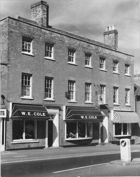 313 and 315 High Street Epping W E Cole and Elizabeth Fayre  Stuart Turner 1973 37