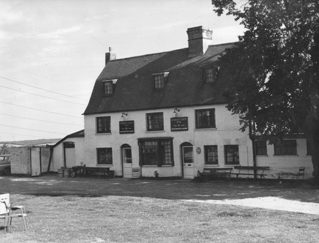 Bell Common Forest Gate Inn  Stuart Turner 1973 44