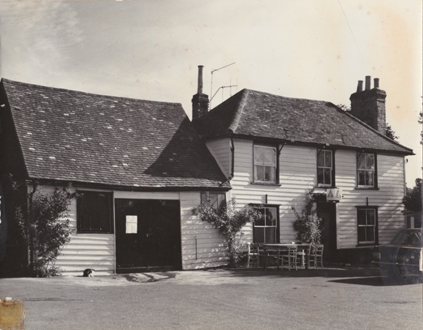 Coopersale Street The Theydon Oak Pub Stuart Turner   1973 76