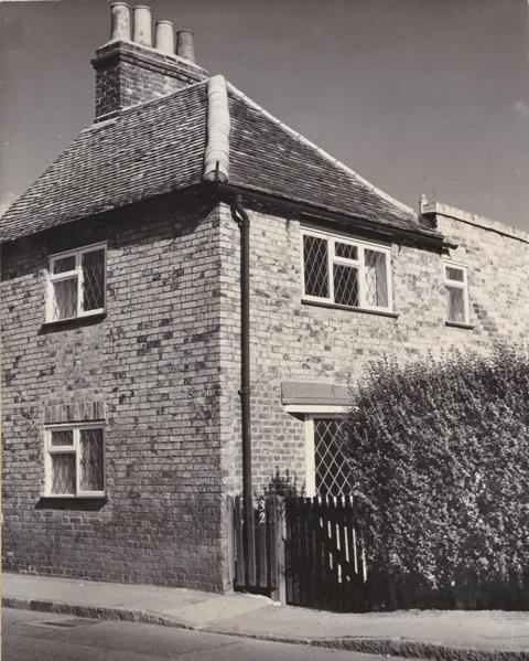 Lindsey Street number 32 Stuart Turner 1973 102