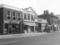 140 High Street Tesco Granada Stanwood Radio ltd Celdor Fashions opposite St Johns Road Stuart Turner 1975 12