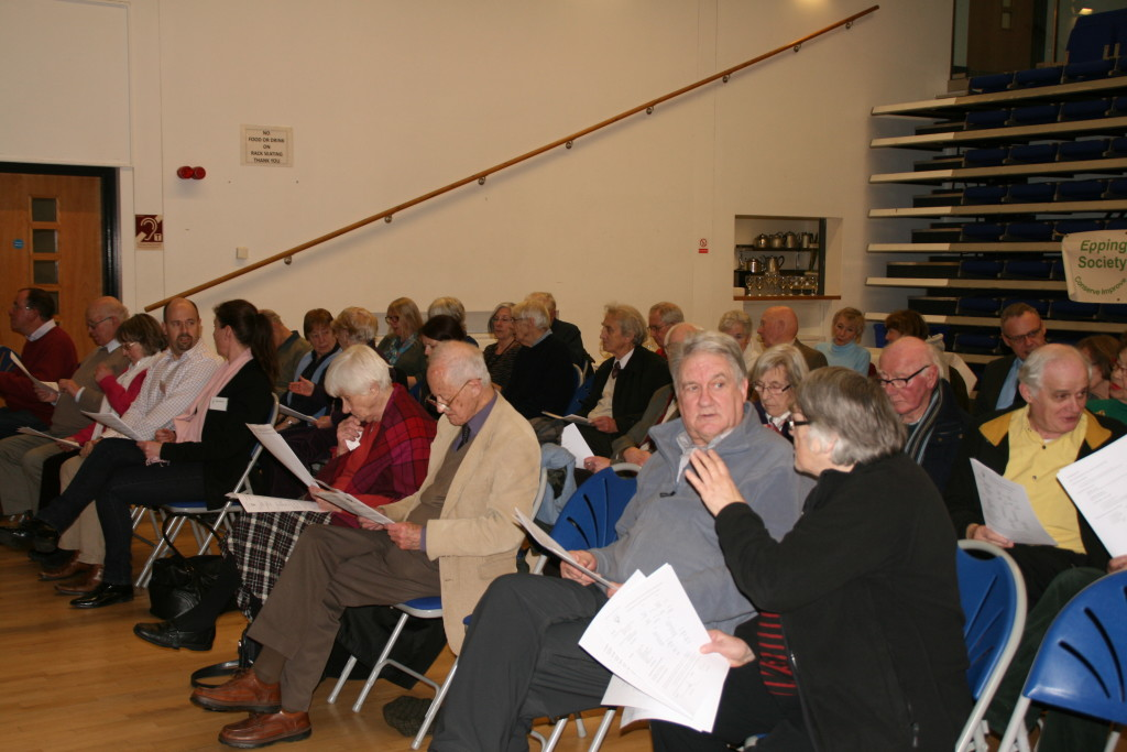 Epping Society AGM 2014